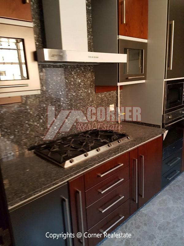 Villa for Rent in Mivida New Cairo,Semi furnished,Villa NO #17