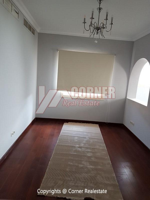 Villa for Rent in Mivida New Cairo,Semi furnished,Villa NO #18