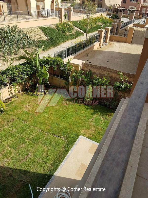 Villa for Rent in Mivida New Cairo,Semi furnished,Villa NO #19