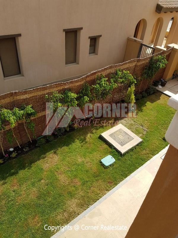 Villa for Rent in Mivida New Cairo,Semi furnished,Villa NO #7