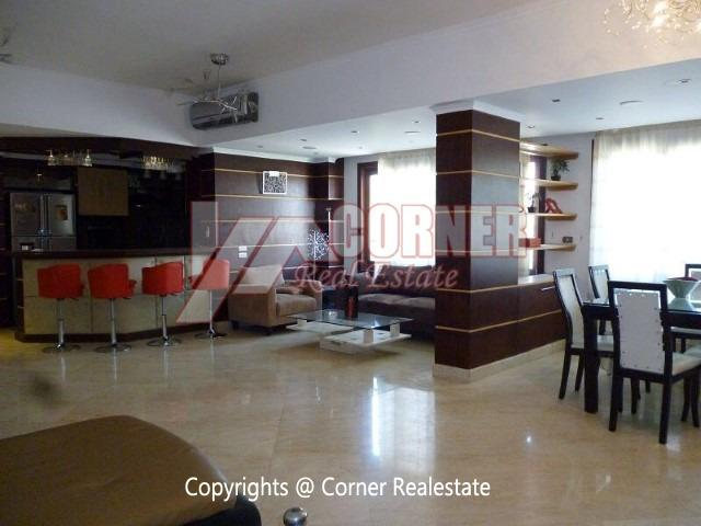 Ultra Modern Furnished Apartment For Rent In Maadi,Furnished,Apartment NO #4