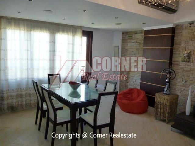 Ultra Modern Furnished Apartment For Rent In Maadi,Furnished,Apartment NO #3