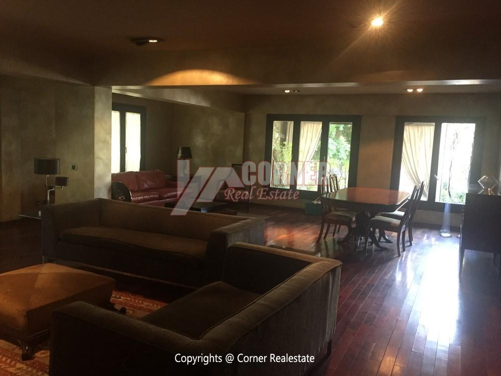 Modern Apartment Duplex For Rent In Maadi