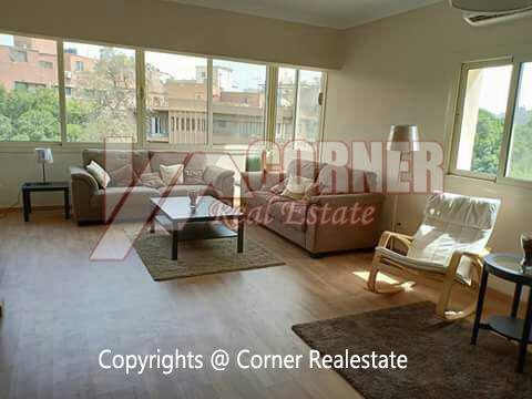 Apartment For Rent In Maadi Degla,Furnished,Apartment NO #4