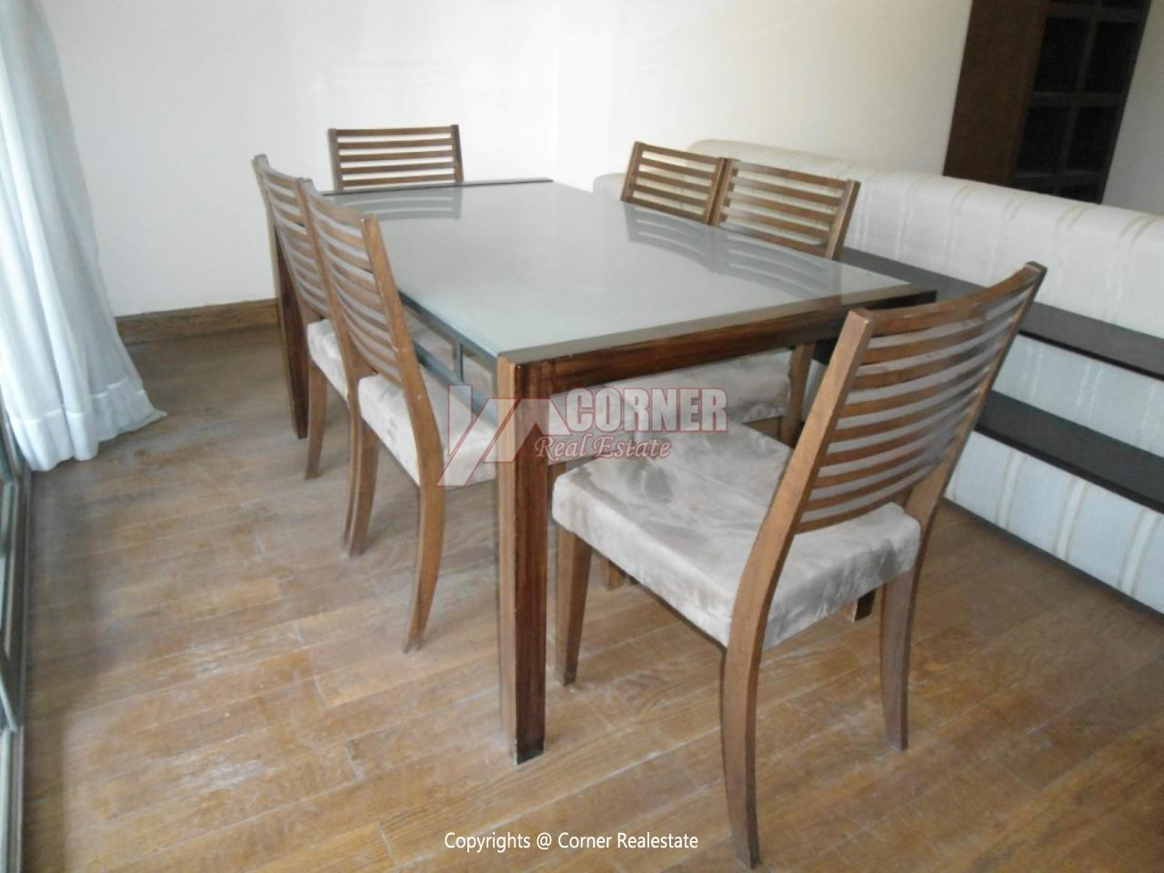 Apartment For Rent In Maadi,Furnished,Apartment NO #14