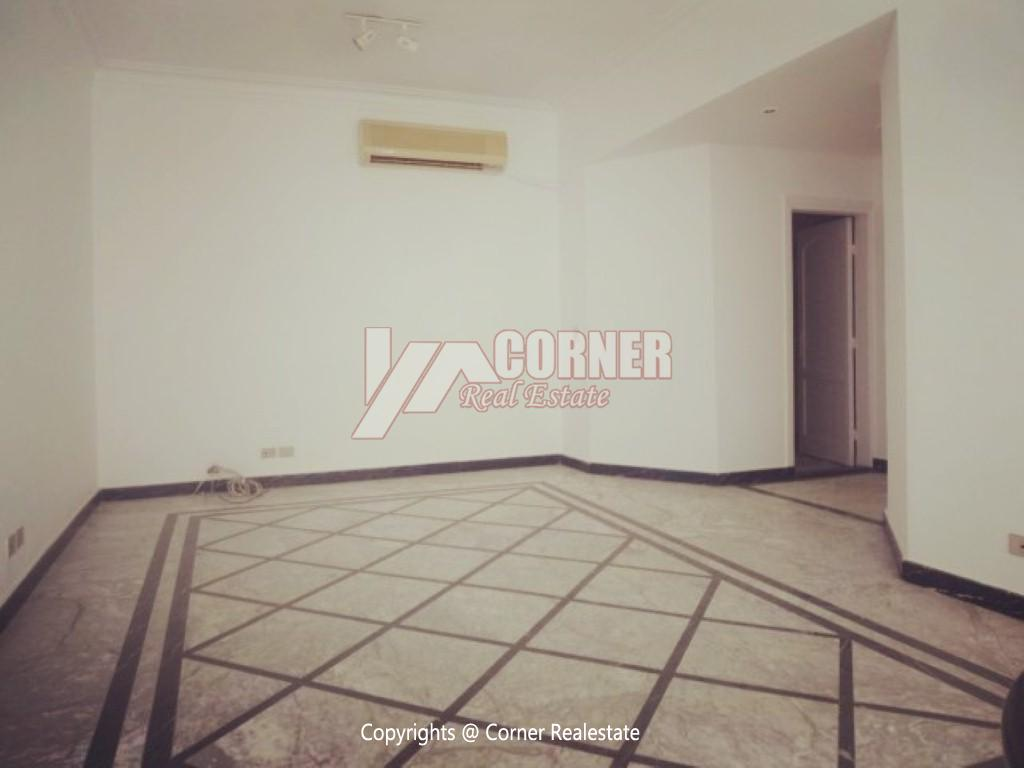 Ground Floor With Pool For Rent In Maadi,Furnished,Ground Floor NO #16