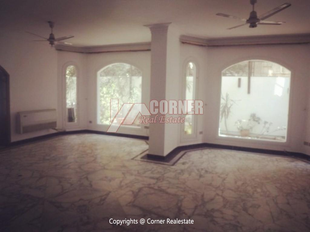 Ground Floor With Pool For Rent In Maadi,Furnished,Ground Floor NO #15