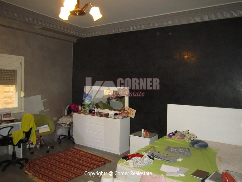 Ground Floor Duplex For Rent In West Golf New Cairo,Furnished,Apartment NO #7