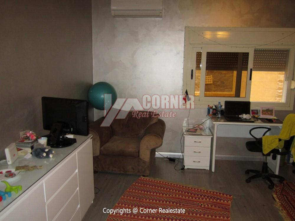 Ground Floor Duplex For Rent In West Golf New Cairo,Furnished,Apartment NO #4