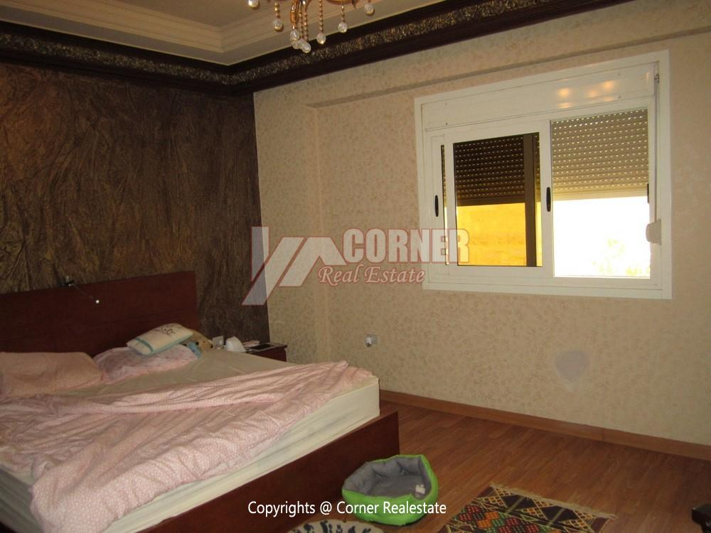 Ground Floor Duplex For Rent In West Golf New Cairo,Furnished,Apartment NO #2