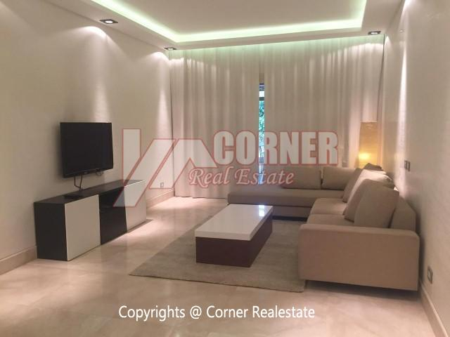 Modern Apartment For Rent In Katameya Heights,Furnished,Apartment NO #9