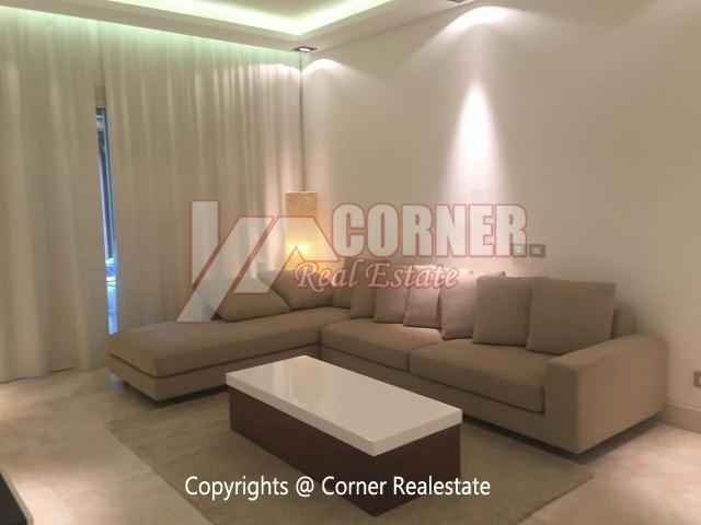 Modern Apartment For Rent In Katameya Heights,Furnished,Apartment NO #4