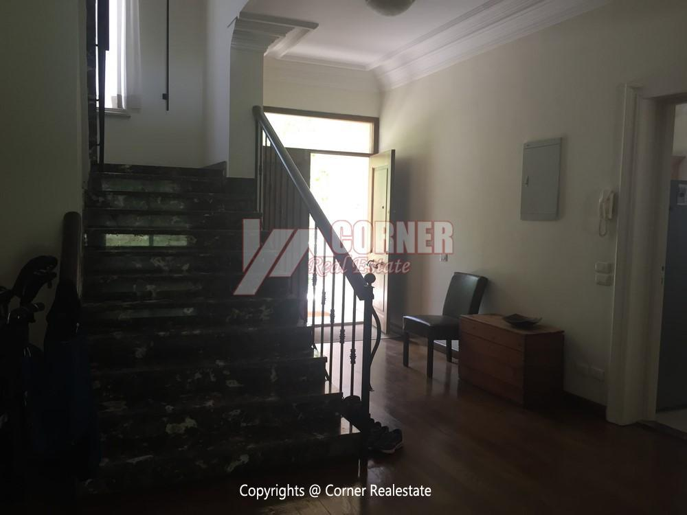 Apartment For Rent In Katameya Heights,Semi furnished,Apartment NO #17