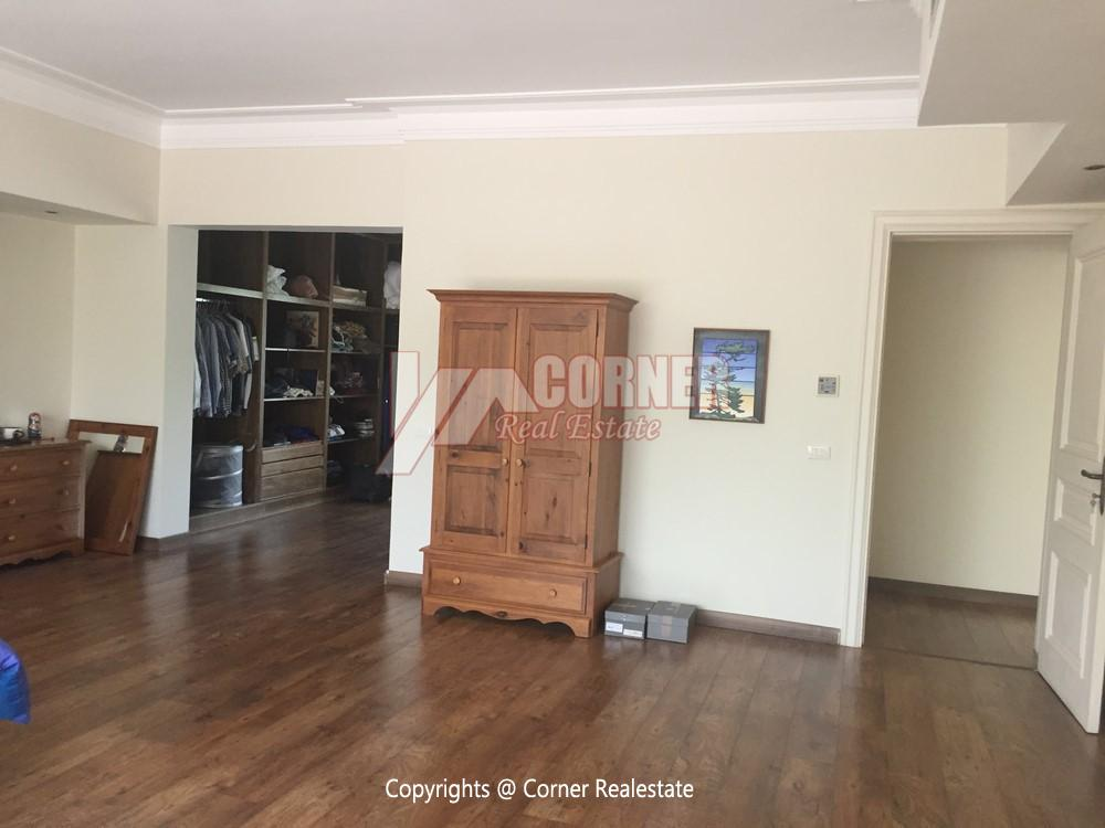 Apartment For Rent In Katameya Heights,Semi furnished,Apartment NO #13
