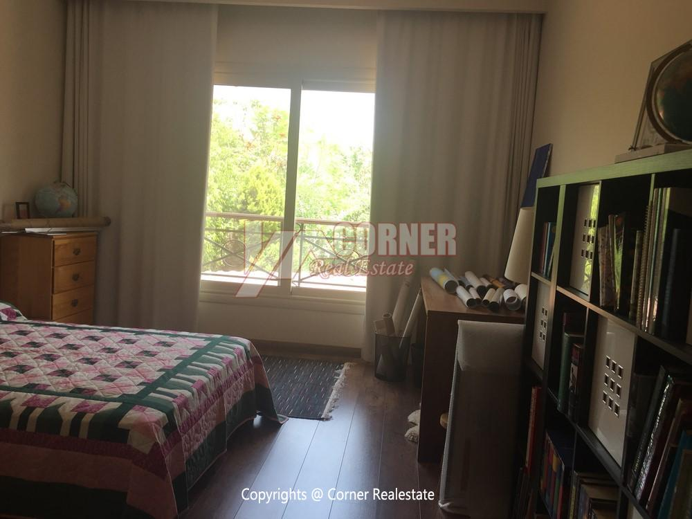 Apartment For Rent In Katameya Heights,Semi furnished,Apartment NO #6