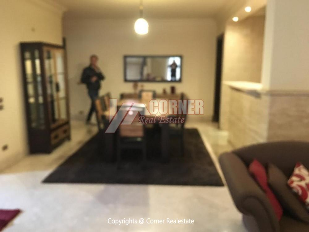 Furnished Apartment For Rent In Katameya Heights,Furnished,Apartment NO #16