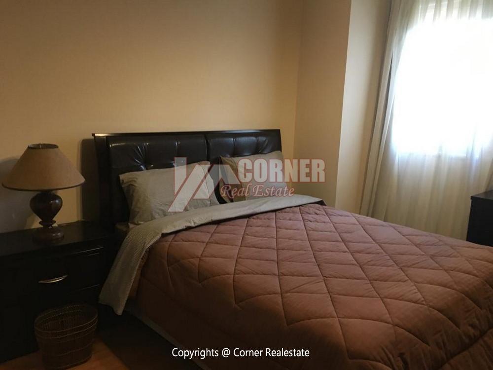 Furnished Apartment For Rent In Katameya Heights,Furnished,Apartment NO #13
