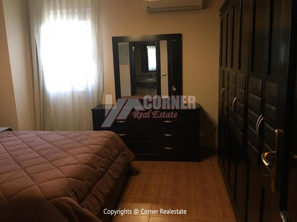 Furnished Apartment For Rent In Katameya Heights,Furnished,Apartment NO #12