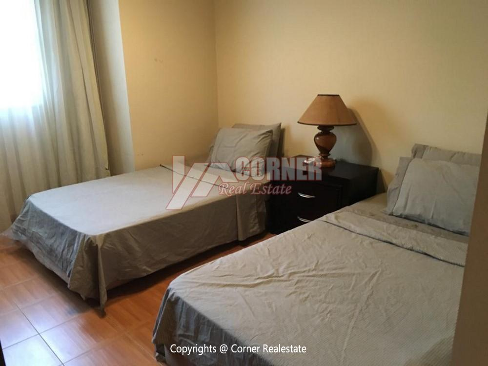Furnished Apartment For Rent In Katameya Heights,Furnished,Apartment NO #8
