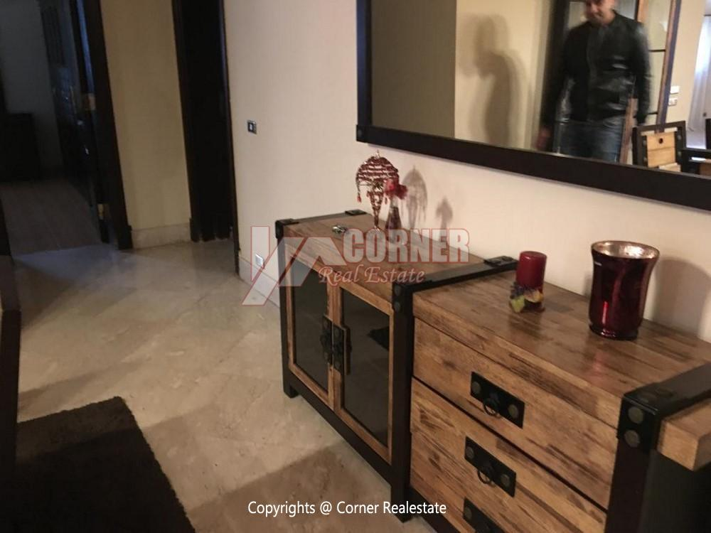 Furnished Apartment For Rent In Katameya Heights,Furnished,Apartment NO #5