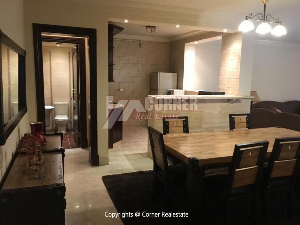 Furnished Apartment For Rent In Katameya Heights,Furnished,Apartment NO #4