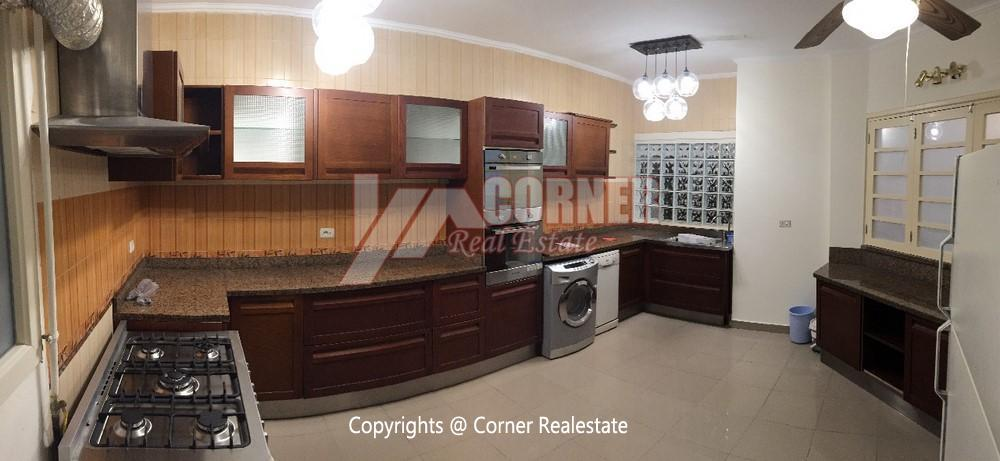 Apartment For Rent In Katameya Heights,Furnished,Apartment NO #10