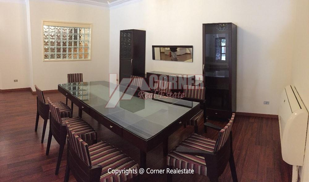 Apartment For Rent In Katameya Heights,Furnished,Apartment NO #14