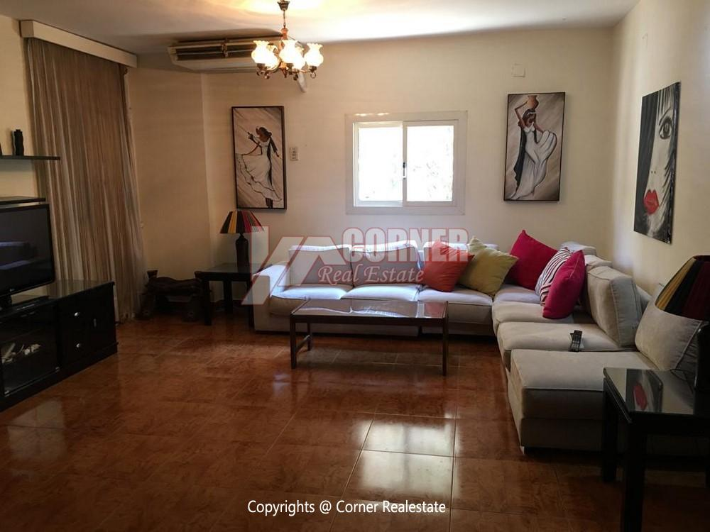 Modern Furnished Apartment For Rent In Maadi,Furnished,Apartment NO #5