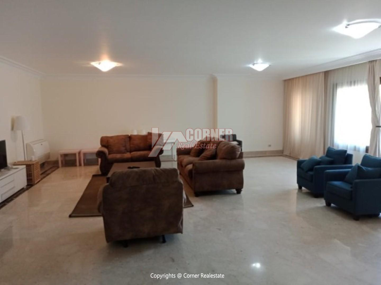 Modern Apartment For Rent In Maadi Degla,Modern Furnished,Apartment NO #13