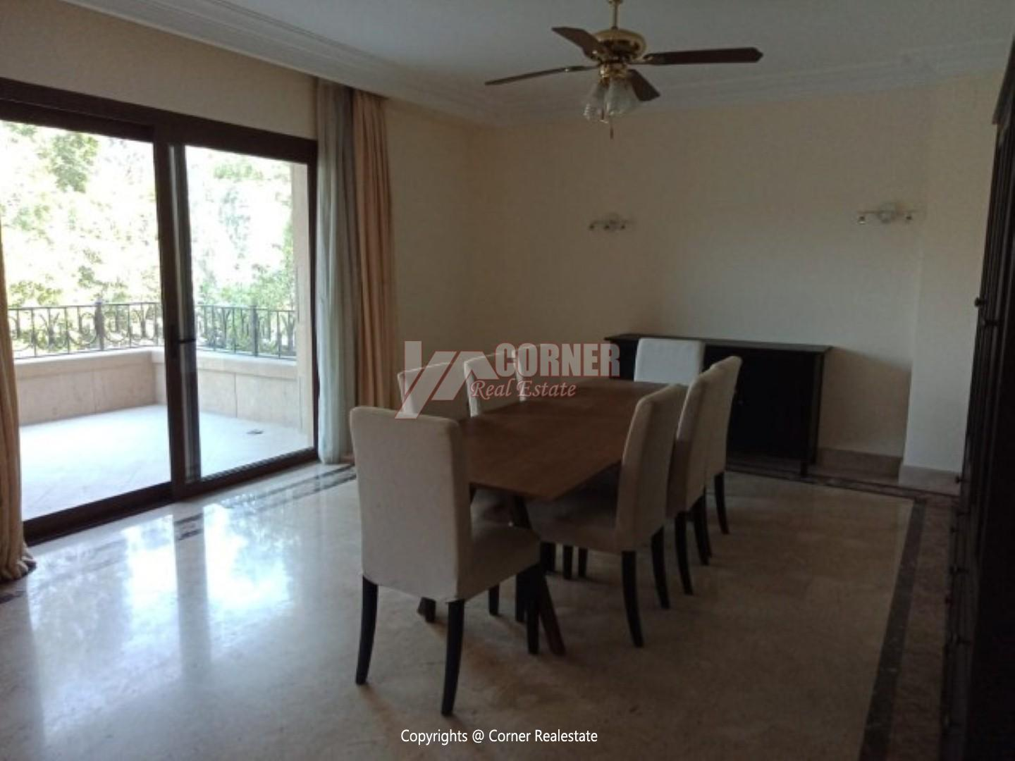 Modern Apartment For Rent In Maadi Degla,Modern Furnished,Apartment NO #12