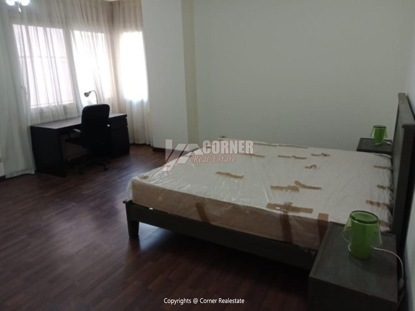 Modern Apartment For Rent In Maadi Degla,Modern Furnished,Apartment NO #7