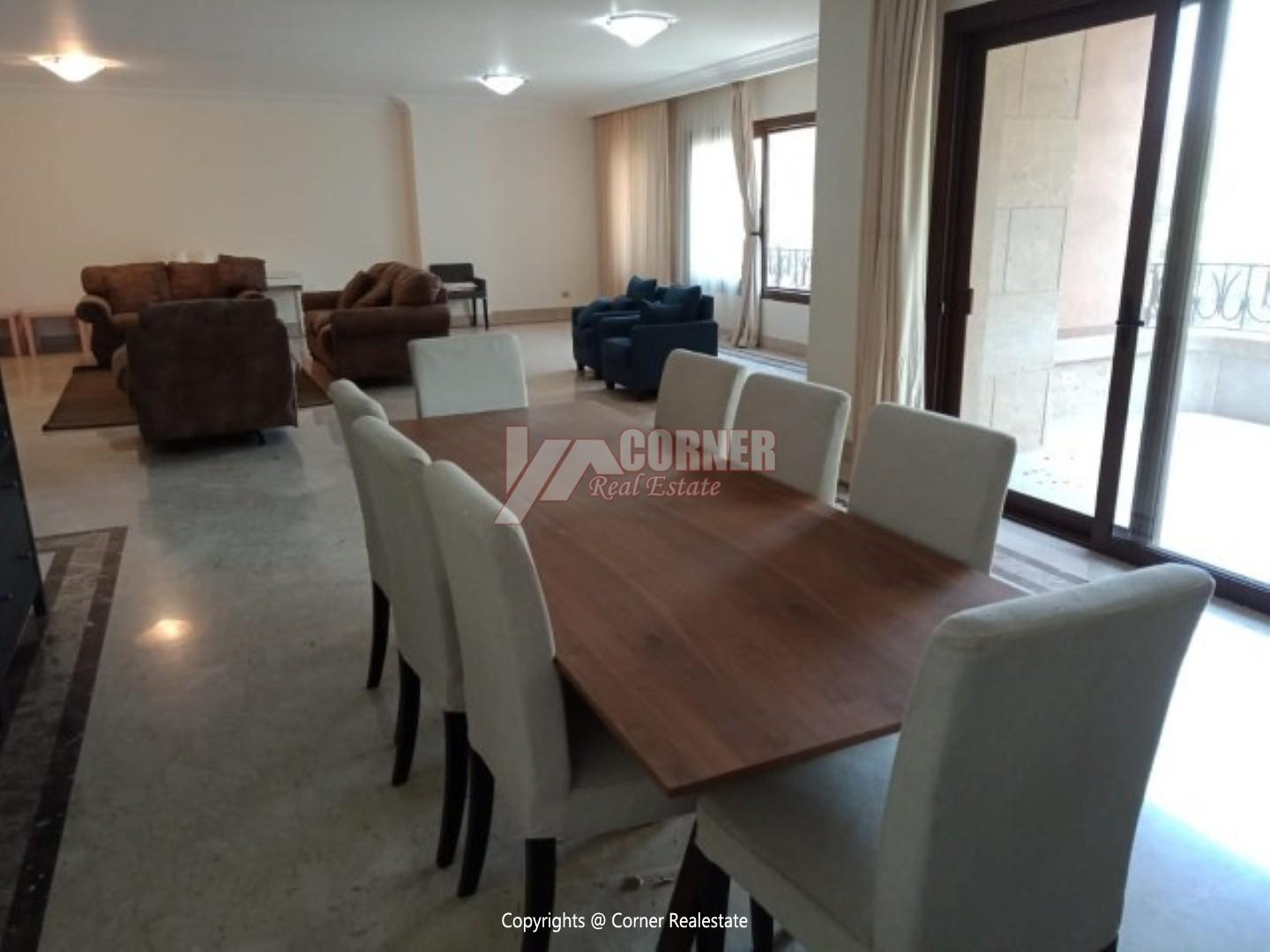 Modern Apartment For Rent In Maadi Degla,Modern Furnished,Apartment NO #17