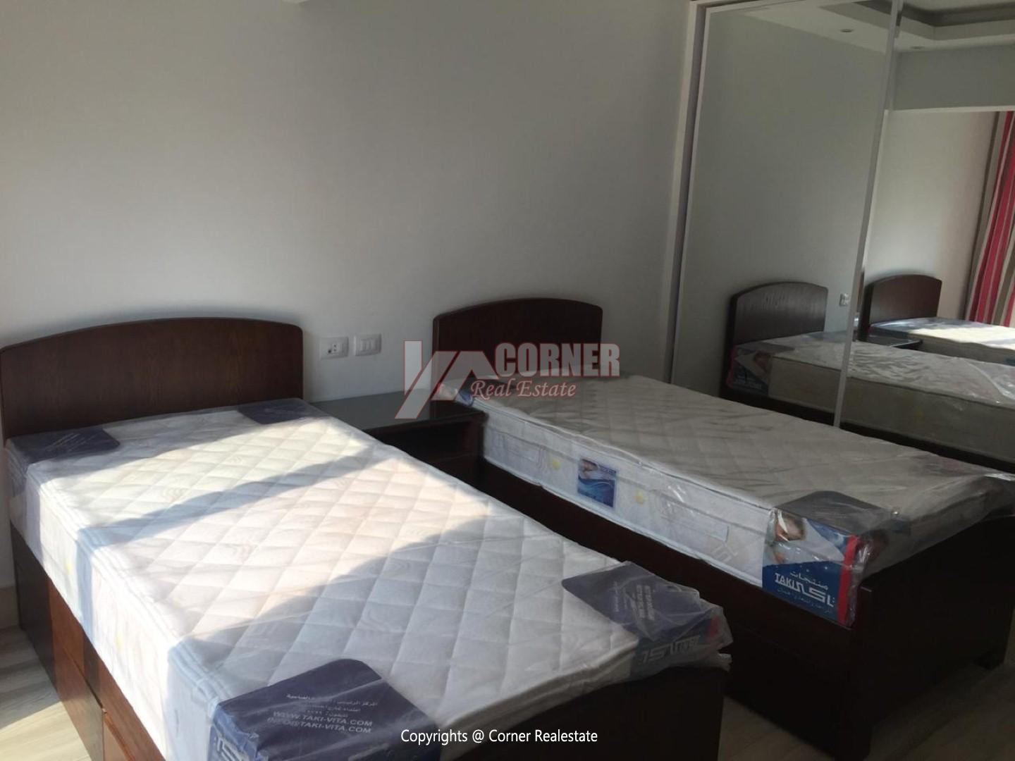 Apartment Duplex For Rent In Maadi Sarayat,Modern Furnished,Apartment NO #21