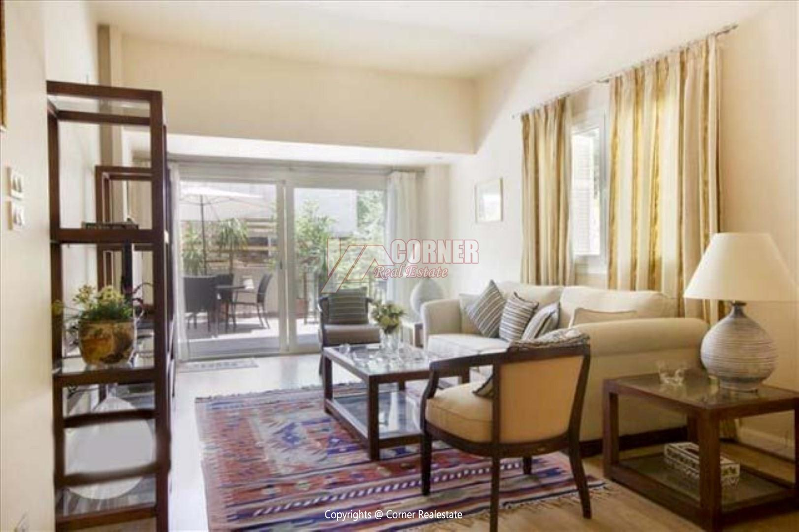Ground Floor For Rent in Maadi Sarayat,Modern Furnished,Ground Floor NO #3