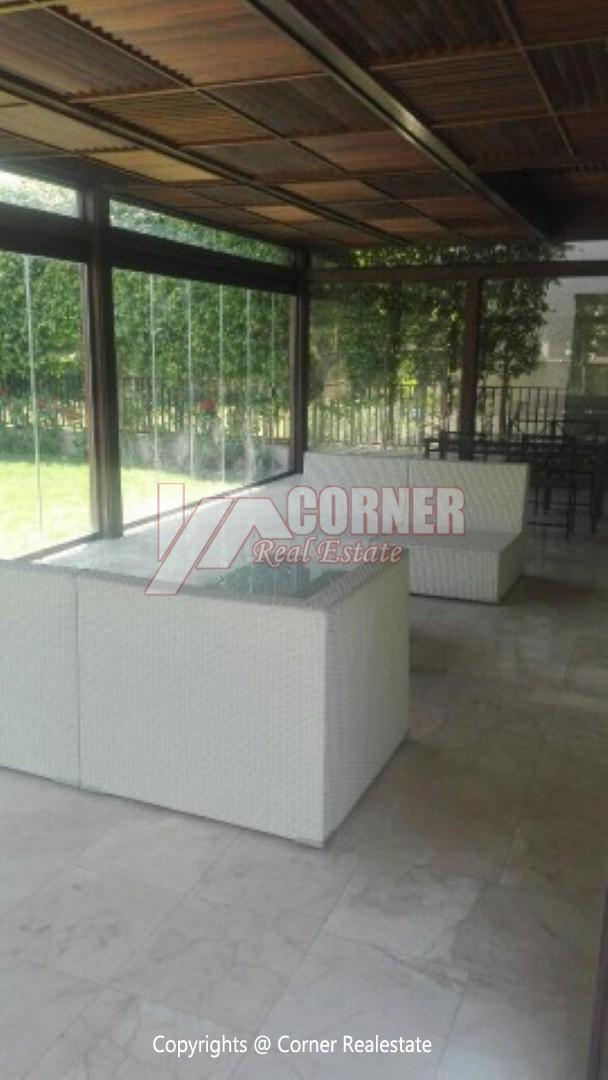 Apartment For Rent In katameya Heights,Modern Furnished,Apartment NO #8