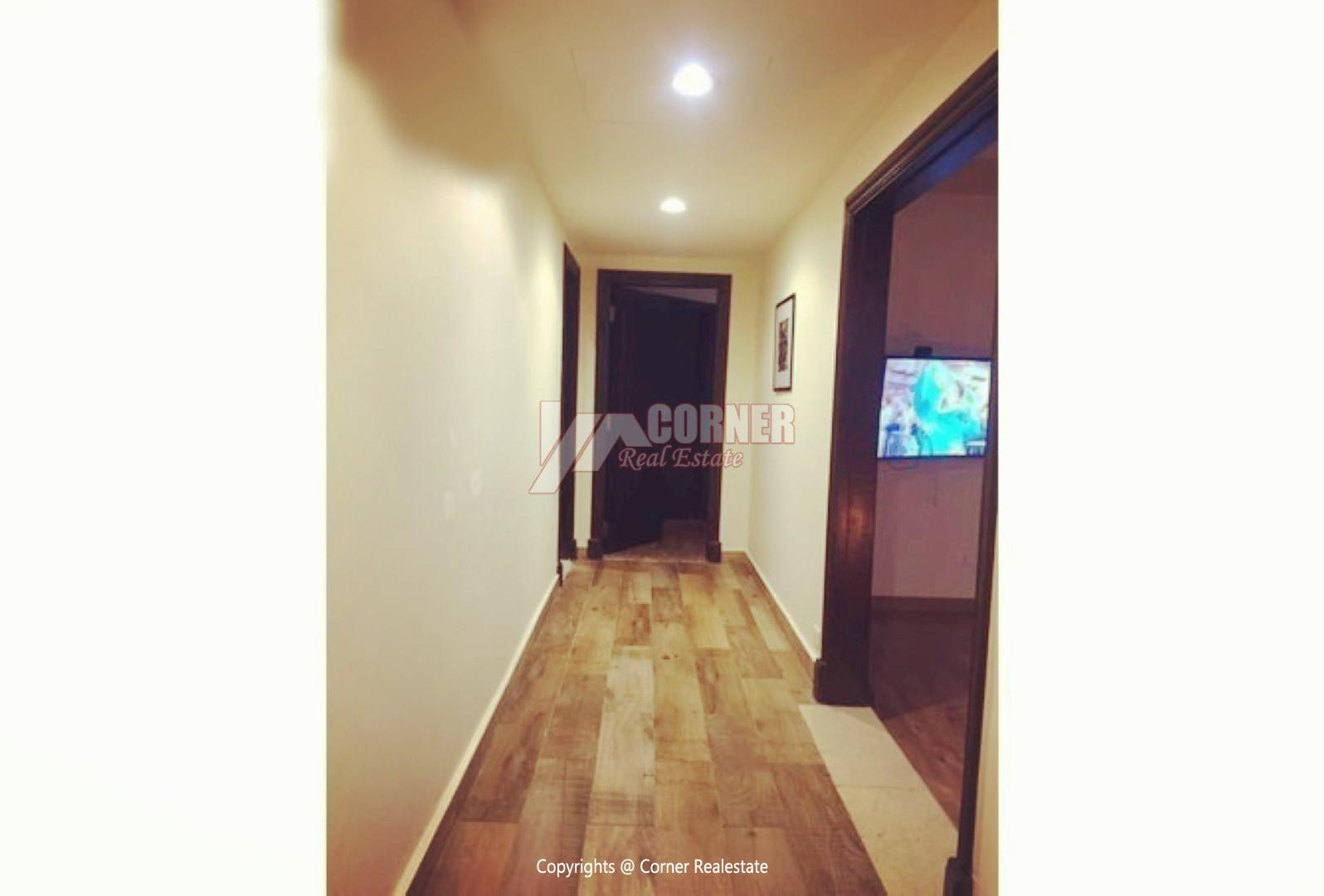 Apartment For Rent In katameya Heights,Modern Furnished,Apartment NO #7