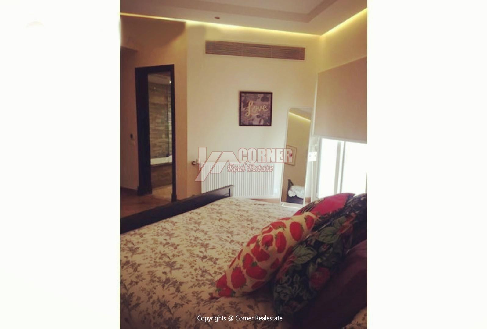 Apartment For Rent In katameya Heights,Modern Furnished,Apartment NO #3
