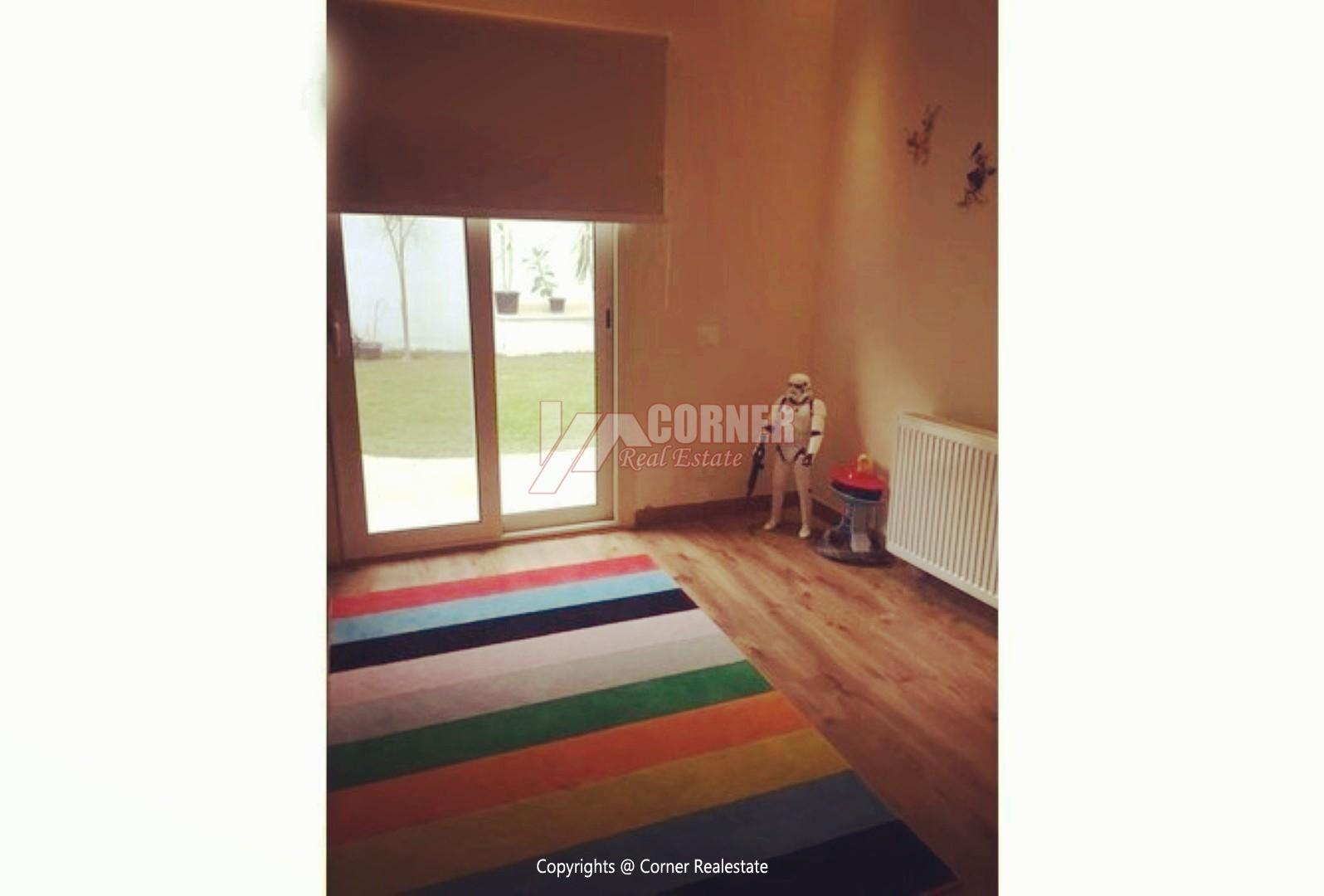 Apartment For Rent In katameya Heights,Modern Furnished,Apartment NO #2