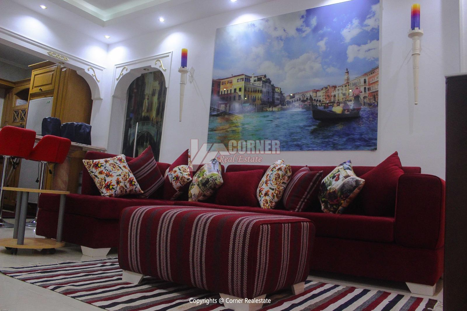 Apartment For Rent In Maadi Degla,Furnished,Apartment NO #5