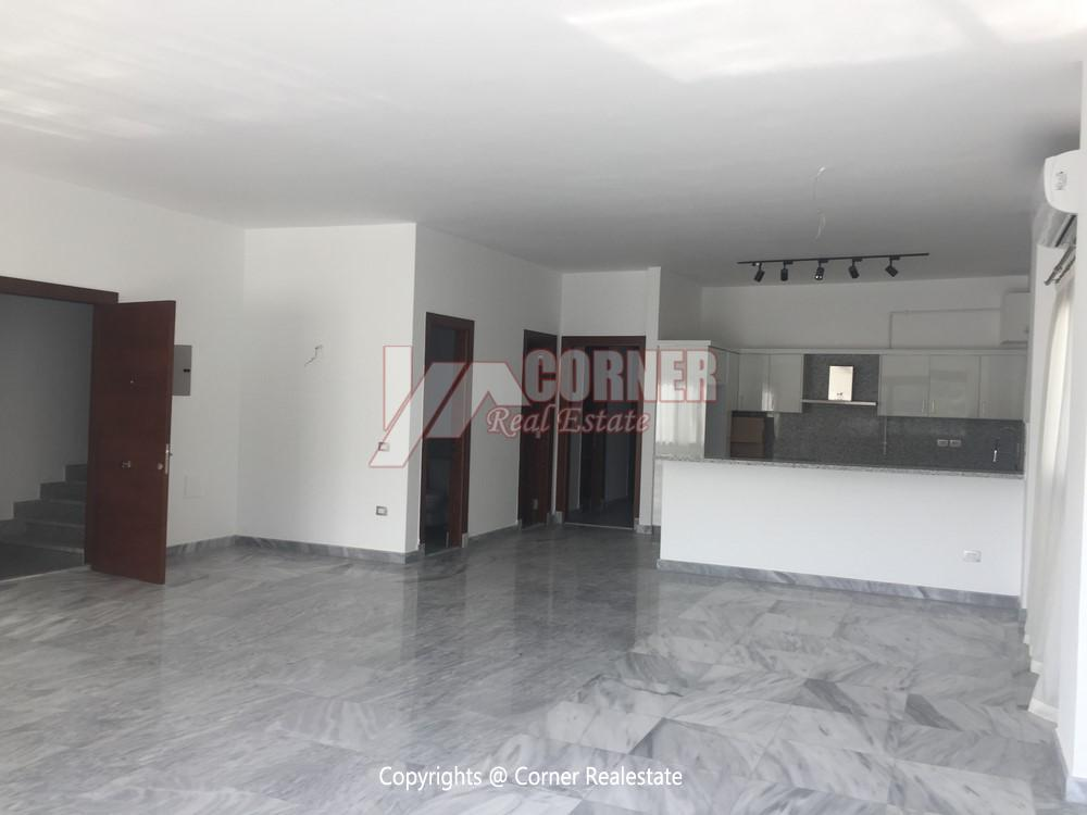 Apartment For Rent in West Golf New Cairo,Semi furnished,Apartment NO #18
