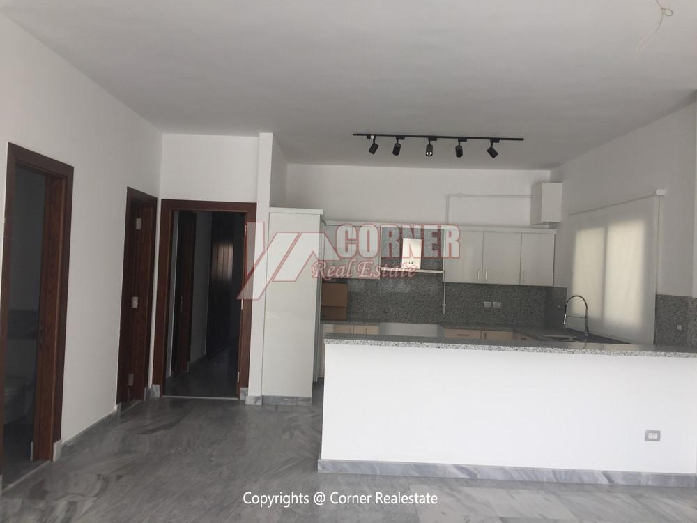 Apartment For Rent in West Golf New Cairo,Semi furnished,Apartment NO #17
