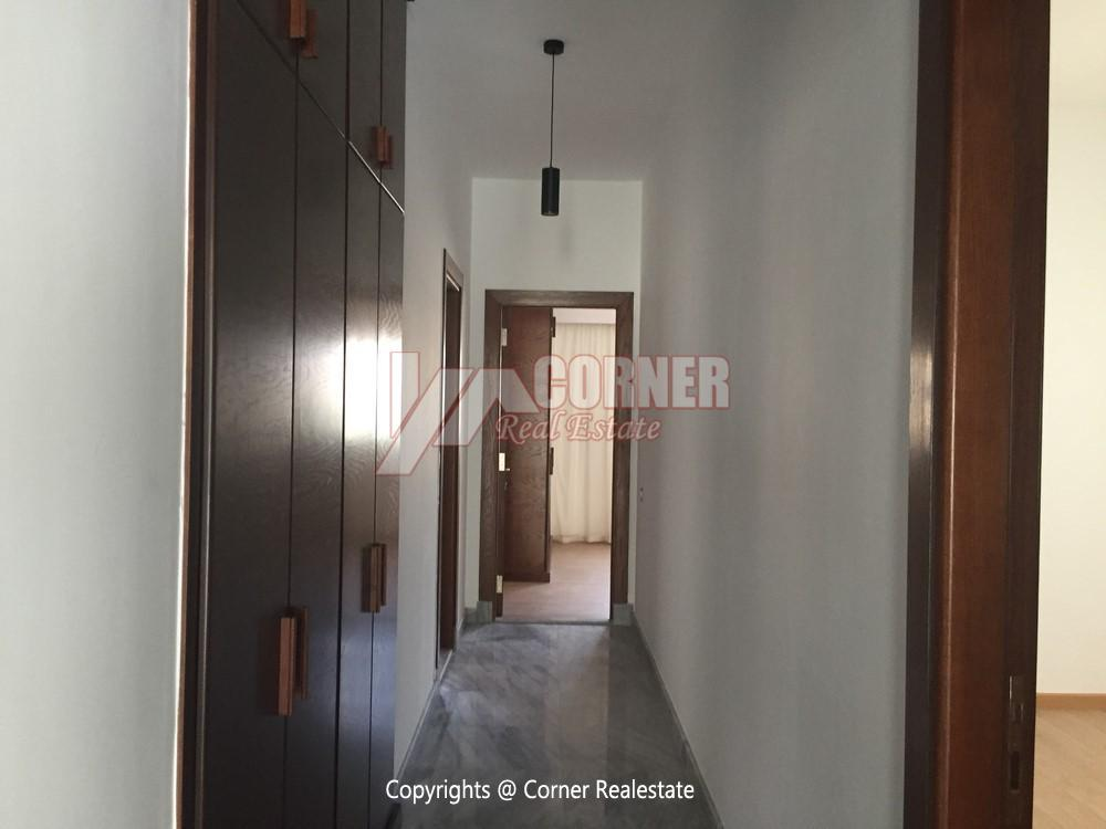 Apartment For Rent in West Golf New Cairo,Semi furnished,Apartment NO #14