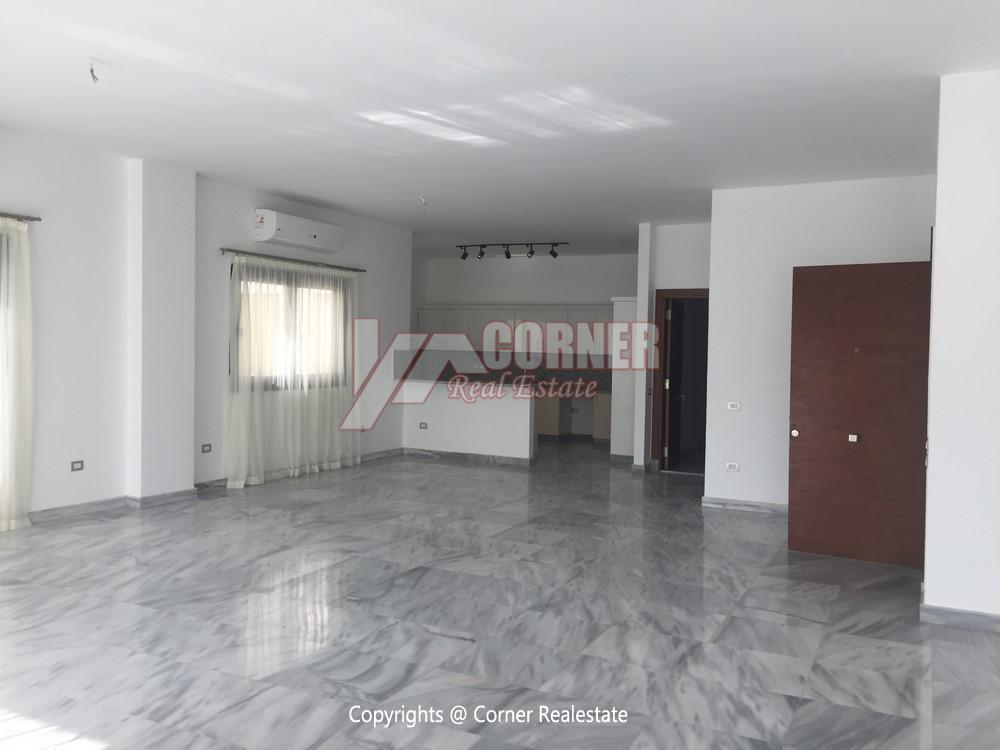 Apartment For Rent in West Golf New Cairo,Semi furnished,Apartment NO #15