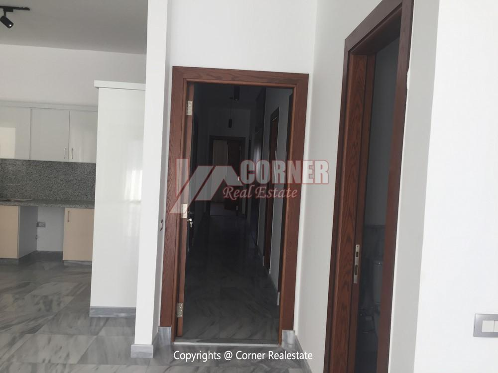 Apartment For Rent in West Golf New Cairo,Semi furnished,Apartment NO #20