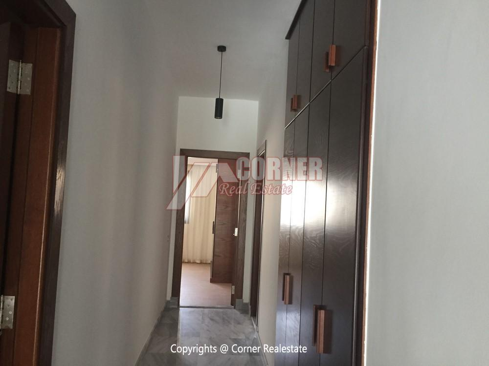 Apartment For Rent in West Golf New Cairo,Semi furnished,Apartment NO #13