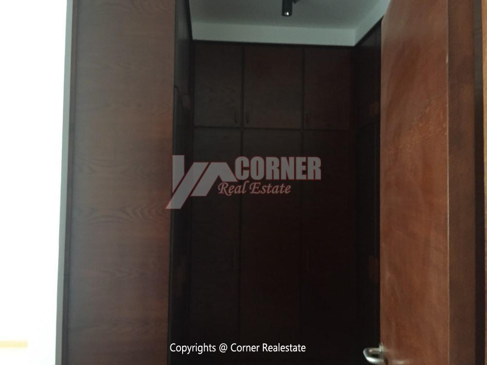 Apartment For Rent in West Golf New Cairo,Semi furnished,Apartment NO #3