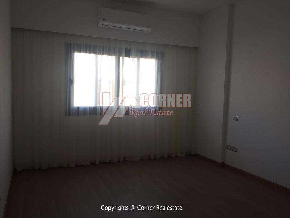 Apartment For Rent in West Golf New Cairo,Semi furnished,Apartment NO #6