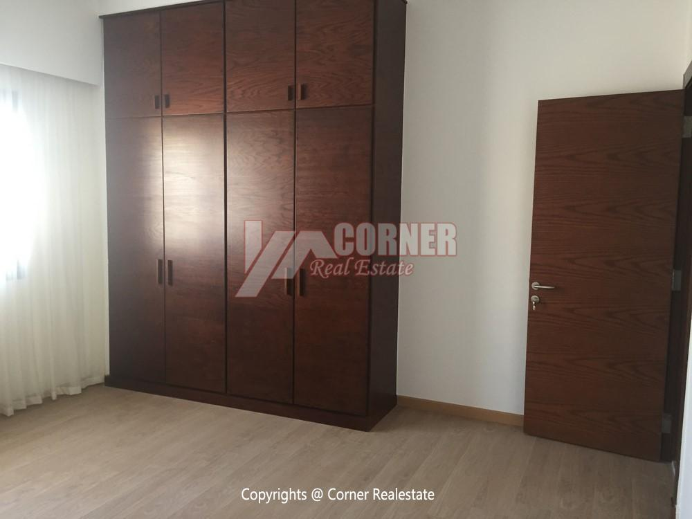 Apartment For Rent in West Golf New Cairo,Semi furnished,Apartment NO #8