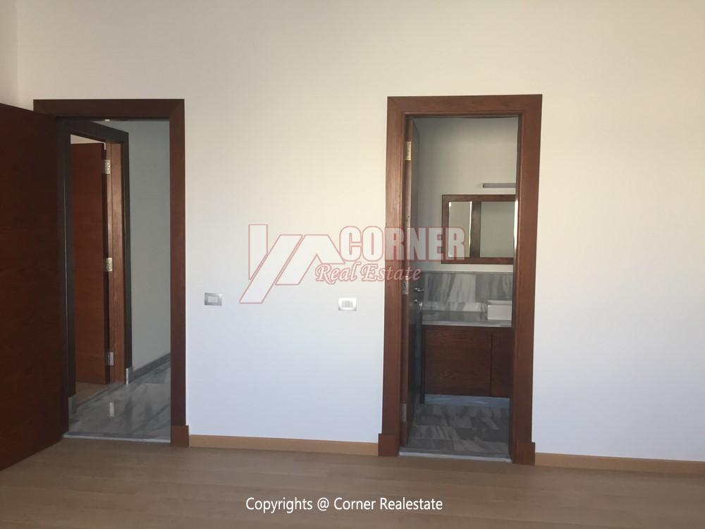 Apartment For Rent in West Golf New Cairo,Semi furnished,Apartment NO #11