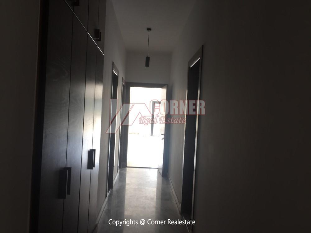 Apartment For Rent in West Golf New Cairo,Semi furnished,Apartment NO #12